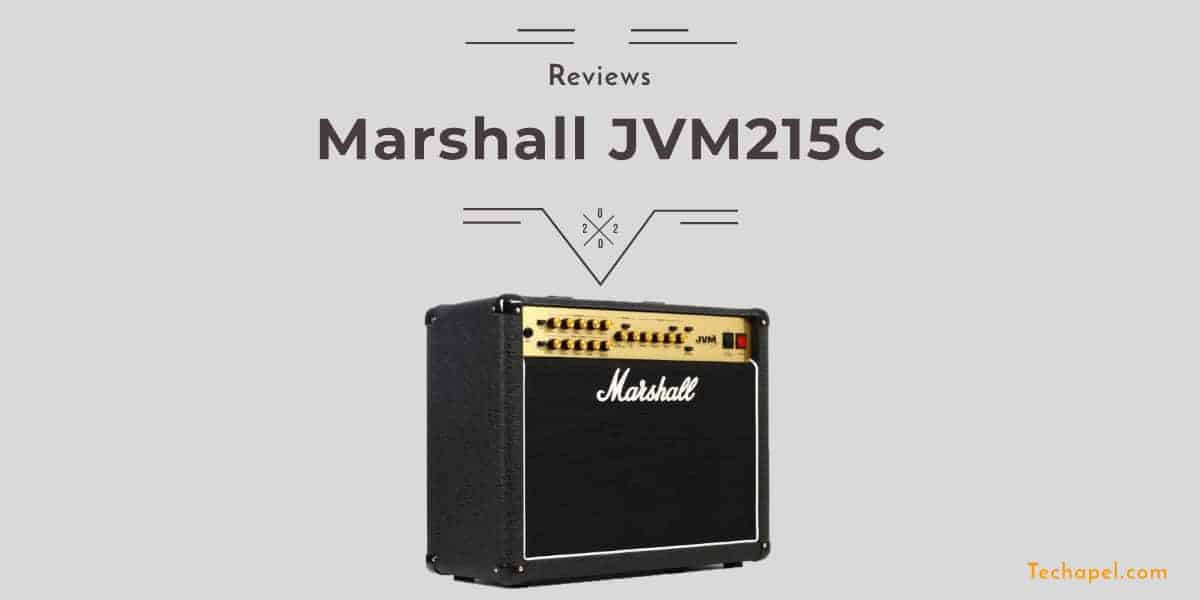 Marshall JVM215C Review