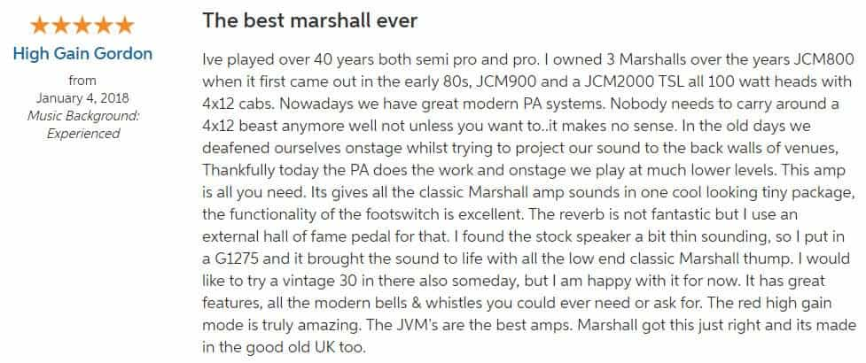 Marshall Jvm215c Review 2